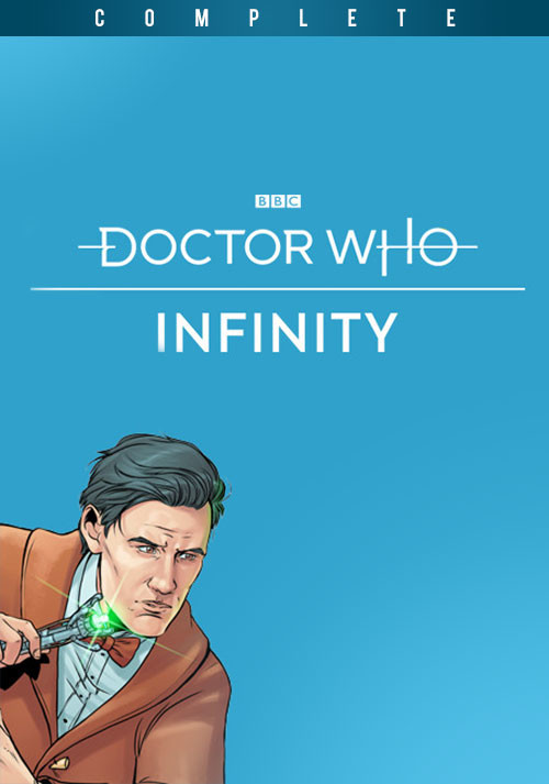Doctor Who Infinity - Complete - Cover / Packshot