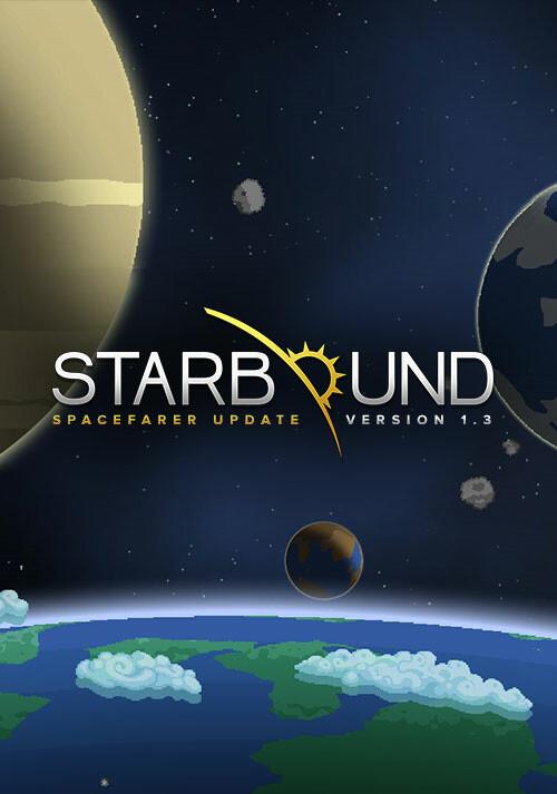 Starbound - Cover / Packshot