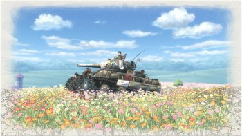Screenshot10 - Valkyria Chronicles 4