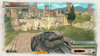 Screenshot1 - Valkyria Chronicles 4