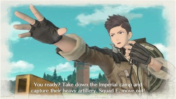 Screenshot5 - Valkyria Chronicles 4