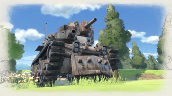 Screenshot7 - Valkyria Chronicles 4