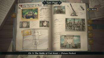 Screenshot11 - Valkyria Chronicles 4