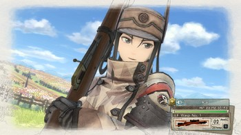 Screenshot2 - Valkyria Chronicles 4
