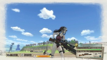 Screenshot4 - Valkyria Chronicles 4 - Squad E, to the Beach!