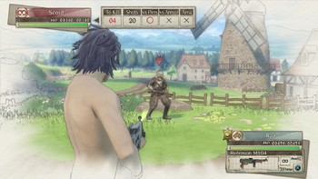 Screenshot5 - Valkyria Chronicles 4 - Squad E, to the Beach!