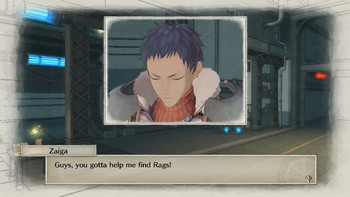 Screenshot2 - Valkyria Chronicles 4 - A Captainless Squad