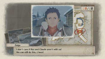 Screenshot3 - Valkyria Chronicles 4 - A Captainless Squad
