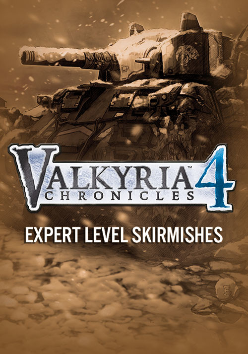 Valkyria Chronicles 4 - Expert Level Skirmishes - Cover