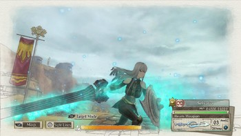 Screenshot6 - Valkyria Chronicles 4 - The Two Valkyria