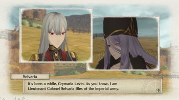 Screenshot2 - Valkyria Chronicles 4 - The Two Valkyria