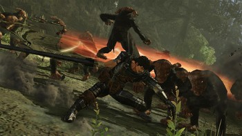 Screenshot1 - BERSERK and the Band of the Hawk