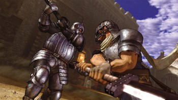 Screenshot3 - BERSERK and the Band of the Hawk