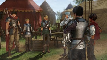 Screenshot4 - BERSERK and the Band of the Hawk