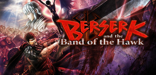BERSERK and the Band of the Hawk - Cover / Packshot