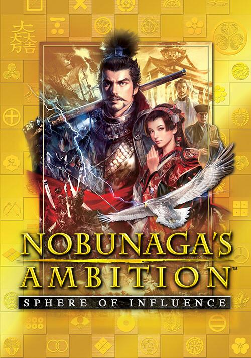 NOBUNAGA'S AMBITION: Sphere of Influence - Cover / Packshot