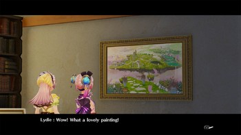 Screenshot3 - Atelier Lydie & Suelle ~The Alchemists and the Mysterious Paintings~
