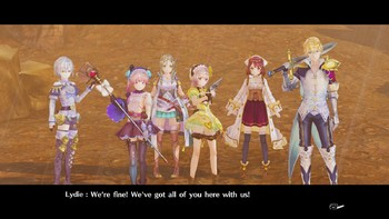Screenshot5 - Atelier Lydie & Suelle ~The Alchemists and the Mysterious Paintings~