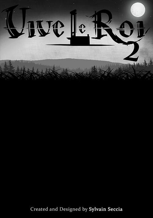 Vive le Roi 2 - Cover / Packshot