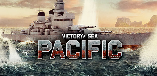 Victory at Sea Pacific - Cover / Packshot