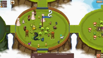 Screenshot1 - Circle Empires: Apex Monsters!