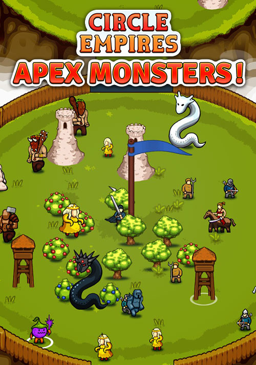 Circle Empires: Apex Monsters! - Cover