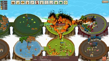 Screenshot7 - Circle Empires: Apex Monsters!