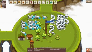 Screenshot8 - Circle Empires: Apex Monsters!