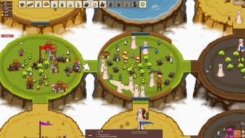 Screenshot2 - Circle Empires: Apex Monsters!