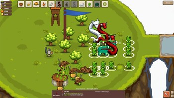Screenshot4 - Circle Empires: Apex Monsters!