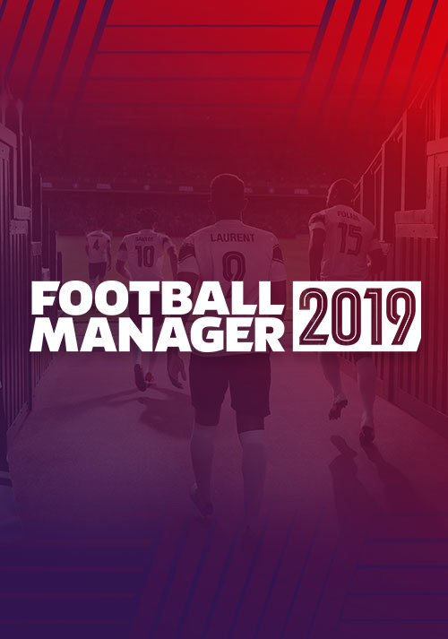 Football Manager Touch 2019 - Cover / Packshot