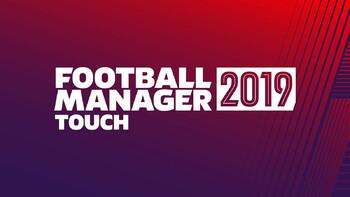 Screenshot1 - Football Manager Touch 2019