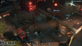 Screenshot1 - Phantom Doctrine