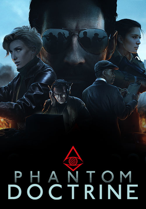 Phantom Doctrine - Cover