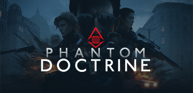 Phantom Doctrine - Cover / Packshot