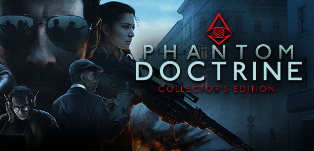 Phantom Doctrine - Collector's Edition - Cover / Packshot