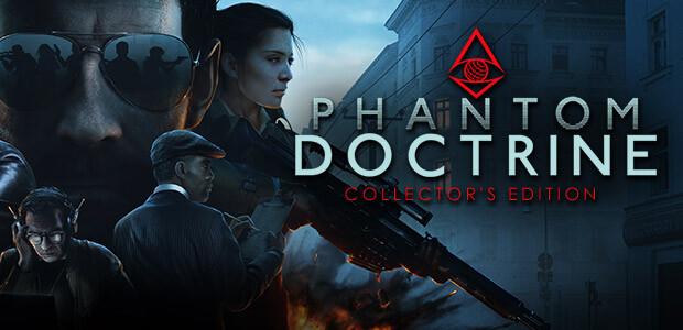 Phantom Doctrine - Collector's Edition GOG - Cover / Packshot