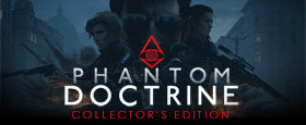 Phantom Doctrine - Collector's Edition GOG