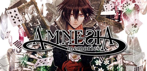 Amnesia™: Memories - Cover / Packshot