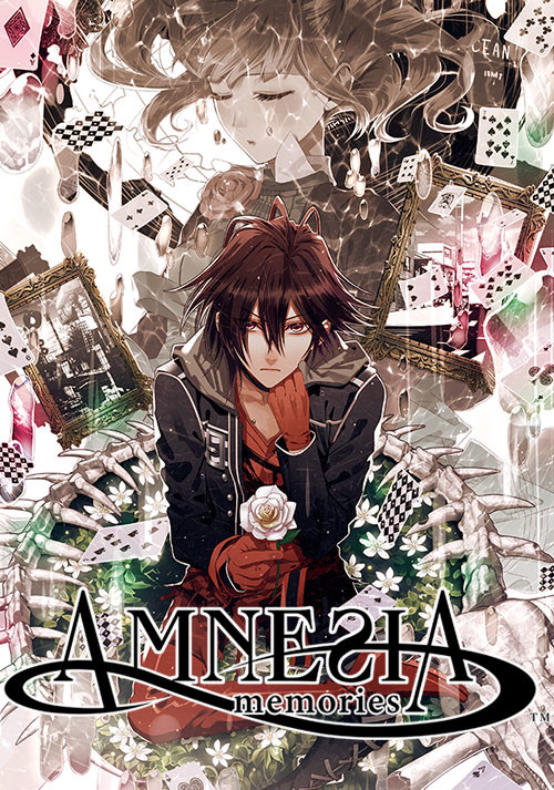 Amnesia™: Memories - Cover