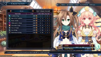 Screenshot7 - Cyberdimension Neptunia: 4 Goddesses Online - Deluxe Pack