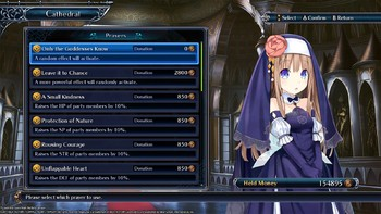 Screenshot4 - Cyberdimension Neptunia: 4 Goddesses Online - Deluxe Pack