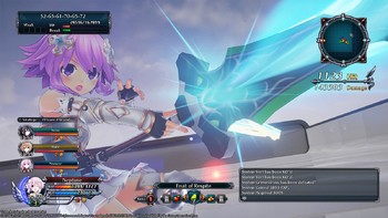Screenshot6 - Cyberdimension Neptunia: 4 Goddesses Online - Deluxe Pack