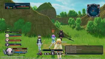 Screenshot9 - Cyberdimension Neptunia: 4 Goddesses Online - Deluxe Pack