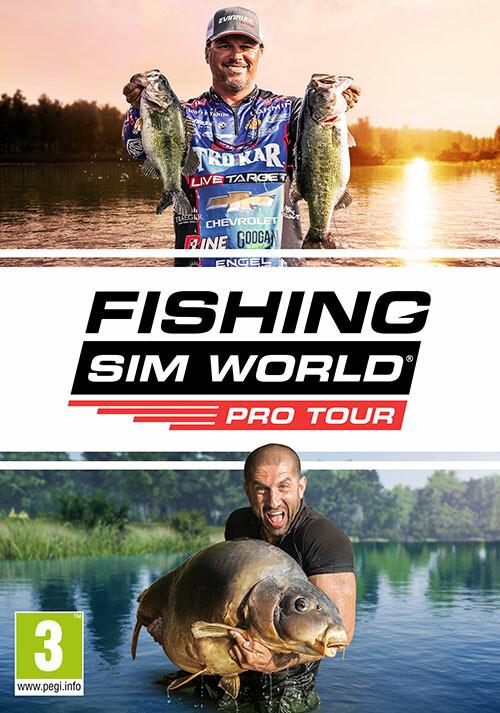 Fishing Sim World®: Pro Tour - Cover