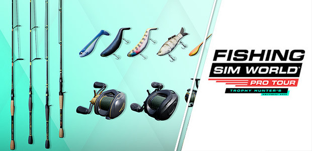 Fishing Sim World®: Pro Tour - Trophy Hunter's Equipment Pack