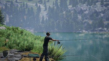Screenshot2 - Fishing Sim World: Quad Lake Pass