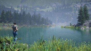Screenshot6 - Fishing Sim World: Quad Lake Pass