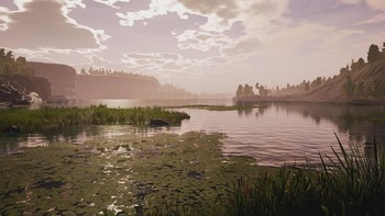 Screenshot1 - Fishing Sim World: Quad Lake Pass