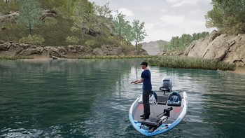 Screenshot3 - Fishing Sim World: Quad Lake Pass